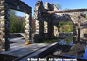 Chanticleer, Philadelphia gardens and arboretums, Minder House, Garden Ruins, Delaware Co., PA