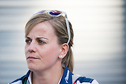September 3-5, 2015 - Italian Grand Prix at Monza: Susie Wolff, Williams F1 test driver.