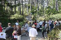 Winesong, hospital foundation event at coast botanical gardens