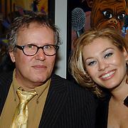 NLD/Utrecht/20060319 - Gala van het Nederlandse lied 2006, Jurgen Koen en Antje Monteiro