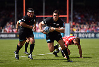 Rugby Union - 2018 / 2019 Gallagher Premiership - Play-Off Semi-Final: Saracens vs. Gloucester<br /> <br /> Saracens' Alex Goode in action during this afternoon's game, at Allianz Park.<br /> <br /> COLORSPORT/ASHLEY WESTERN