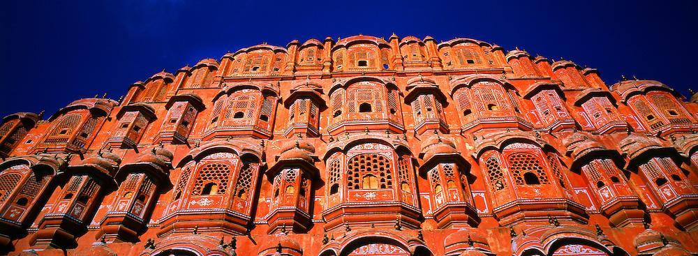 Palace of the Winds (Hawa Mahal), Jaipur, Rajasthan, India