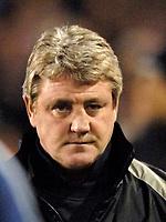 Photo: Glyn Thomas.<br />Birmingham City v West Ham United. The Barclays Premiership. 05/12/2005.<br /> Birmingham's manager Steve Bruce.