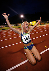 Athlete Jolanda Ceplak at 11. International meeting Velenje, on June 23, 2006, Velenje, Slovenia.   (Photo by Vid Ponikvar / Sportal Images).