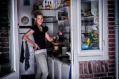 20160603 NED: Portret Debby Pilon-Stam, Haarlem