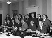 1977 - Coalition Parties Meet For The Last Time     (L24).