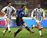 "Hernan Crespo (Inter)<br />Italian ""Serie A"" 2006-2007<br />2 Dic 2006 (Match Day 14)<br />Inter-Siena 2-0<br />""Giuseppe Meazza"" Stadium-Milano-Italy<br />Photographer:Jennifer Lorenzini Inside"