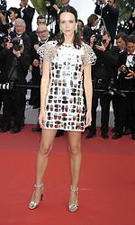 Stacey Martinattending The Gangster, The Cop, The Devil premiere, during the 72nd Cannes Film Festival attending the Oh Mercy! premiere, during the 72nd Cannes Film Festival.