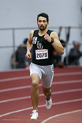Lefeuvre, LIU, 500<br /> Boston University Athletics<br /> Hemery Invitational Indoor Track & Field