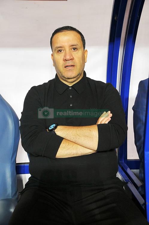 November 11, 2017 - Rades, Tunisia - Coach  of Tunisia Nabil Maaloul during qualifying match for the 2018 FIFA Russia World Cup at Rades Stadium between Tunisia and Libya.Tunisia qualifies for the Russian world after a draw 0/0. (Credit Image: © Chokri Mahjoub via ZUMA Wire)