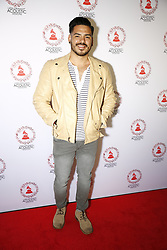 LOS ANGELES, CA - SEP 20: David Alfaro attends The Latin GRAMMY Acoustic Sessions at The Novo Theater September 20, 2017, in Downtown Los Angeles. Byline, credit, TV usage, web usage or linkback must read SILVEXPHOTO.COM. Failure to byline correctly will incur double the agreed fee. Tel: +1 714 504 6870.