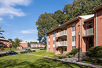 Exterior photo of  Padonia Village Apartments by Jeffrey Sauers of Commercial Photographics