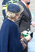 Koningsdag 2017 in Tilburg / Kingsday 2017 in Tilburg<br /> <br /> Op de foto / On the photo:  Koningin Maxima en / Queen Maxima
