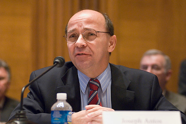 """Dr. John Goodman of the National Center for Policy Analysis participates in the roundtable on """"Health Care Coverage and Access: Challenges and Opportunities"""" at the US Senate Committee on Health, Education, Labor and Pensions Wednesday, January 10, 2007, Room 430 Dirksen with Chairman Kennedy, Ranking Minority member Enzi, Senators Burr, Coburn, Roberts, Murkowski, Alexander, Allard, Mikulski, Sanders, Brown and Obama.  Other panelists included Peter Meade, John McDonough, Karen Davis, Debra Ness, Andy Stern, Larry Burton, Peter Harbage, Joseph Antos and Pat Vreevoogd."""