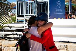 Guisson Aurelia, BEL, No Limit Vh. Legita Hof Z<br /> FEI Jumping European Championships for Young Riders, Juniors, Children - Vilamoura 2021<br /> © Hippo Foto - Leanjo de Koster<br /> 20/07/2021