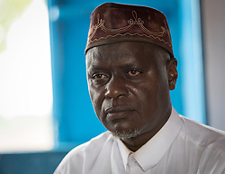 3 June 2019, Djohong, Cameroon: Bachirou Moussa serves as president of the refugees in the Borgop camp for CAR refugees. The Borgop refugee camp is located in the municipality of Djohong, in the Mbere subdivision of the Adamaoua regional state in Cameroon. Supported by the Lutheran World Federation since 2015, the camp currently holds 12,300 refugees from the Central African Republic.