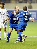 Fotball<br /> 02.07.2003<br /> Shanghai Shenhua<br /> Jörg Albertz<br /> Foto: Digitalsport