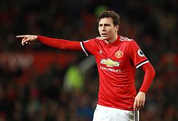 Manchester United's Victor Lindelof