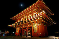 Sensoji is Tokyo's oldest temple and one of its most significant. Formerly associated with the Tendai sect, it became independent after World War II. Adjacent to the temple is  Asakusa Shrine.