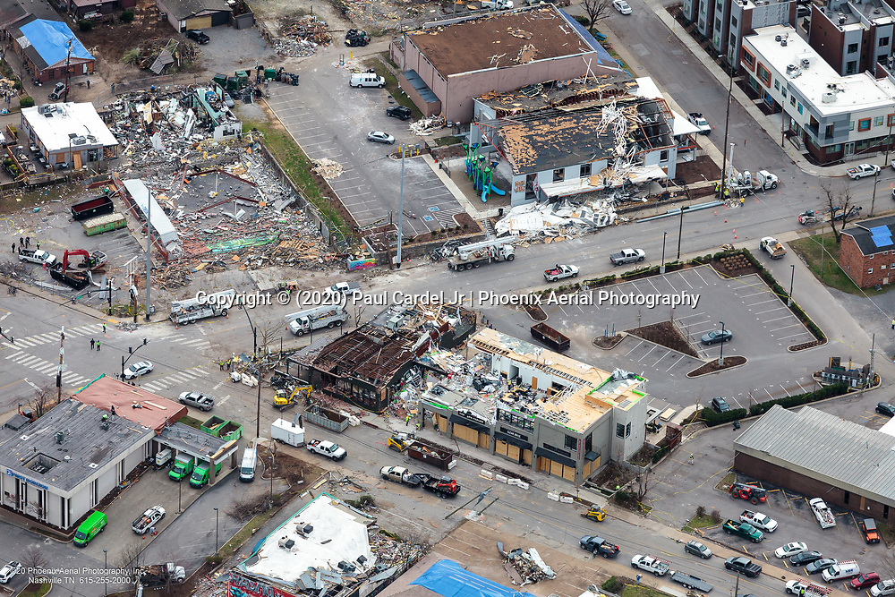 Winds of 165 MPH EF-3 Tornado. Path Of 60 Miles