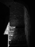 Stairwell in disguise- shadows