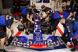 September 20, 2019, Singapore, Singapore: Motorsports: FIA Formula One World Championship 2019, Grand Prix of Singapore, ..#26 Daniil Kvyat (RUS, Red Bull Toro Rosso Honda) (Credit Image: © Hoch Zwei via ZUMA Wire)