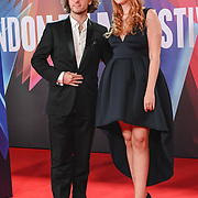 Jack Howard and Hazel Hayes attended 'Succession' European Premiere I BFI London Film Festival 2021, 15 October 2021 Southbank Centre, Royal Festival Hall, London, UK.