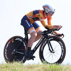 29-08-2017: Wielrennen: Boels Ladies Tour: Wageningen  <br />Amy Pieters