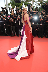 May 18, 2019 - Cannes, France - CANNES, FRANCE - MAY 18: Toni Garrn attends the screening of ''Les Plus Belles Annees D'Une Vie'' during the 72nd annual Cannes Film Festival on May 18, 2019 in Cannes, France. (Credit Image: © Frederick InjimbertZUMA Wire)