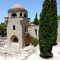Filerimos Monastery - Rhodes - Greece