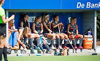 St.-Job-In 't Goor / Antwerpen -  Nederland Jong Oranje Dames (JOD) - Groot Brittannie (7-2).  De Bank, dus out.  COPYRIGHT  KOEN SUYK