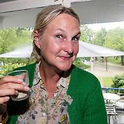 NLD/Amsterdam/20160620 - Boekpresentatie Engel kinderboeken debuut van Isa Hoes & Vlinder Kamerling, Christine van Stralen