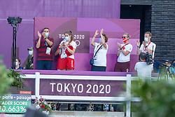 Krüth Carina Cassöe, DEN, Heiline s Danciera, 120<br /> Olympic Games Tokyo 2021<br /> © Hippo Foto - Dirk Caremans<br /> 25/07/2021
