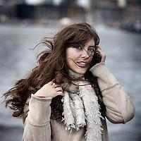 Nederland, Amsterdam , 20 april 2010..De Argentijnse sopraan Luciana Cueto..Foto:Jean-Pierre Jans