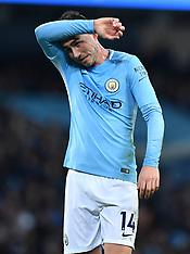 Manchester City v Leicester City - 10 February 2018