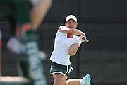2014 Miami Hurricanes Women's Tennis vs Notre Dame