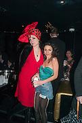 ERIN BLACK;, Daniel Lismore birthday party. Whisky Mist, Hilton Park Lane, London. 19 December 2013