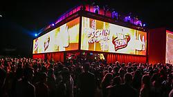 Ação de marketing da Schin durante a 22ª edição do Planeta Atlântida. O maior festival de música do Sul do Brasil ocorre nos dias 3 e 4 de fevereiro, na SABA, na praia de Atlântida, no Litoral Norte gaúcho.  Foto: Lucas Uebel / Agência Preview