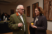 TERRY NEW; LADY ROCHE, New Work: William Foyle, Royal College of art. Kensington Gore, London.  1 December 2015