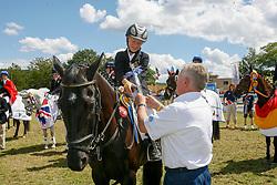 Kenis Pieter, BEL, Rocky 1329 <br /> European Championship Ponies 2007<br /> © Hippo Foto - Dirk Caremans<br /> 22/07/2007