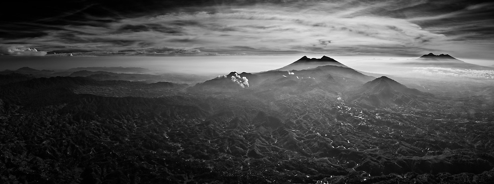 Mount Salak & Gede-Pangrango, Kabupaten Sukabumi, West Java, Indonesia