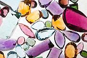 Teofilo Otoni _ MG, 09 de agosto de 2007..Fotografias feitas no Vale do Jequitinhonha para a Revista Globo Rural cujo tema é Garimpo...Na foto: FIPE, feira internacional de pedras na cidade de Teofilo Otoni...FOTO: JOAO MARCOS ROSA / AGENCIA NITRO