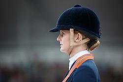 Nekeman Jeanine, (NED)<br /> Young Rider Kür Final<br /> Dutch Championship Dressage - Ermelo 2015<br /> © Hippo Foto - Dirk Caremans<br /> 19/07/15