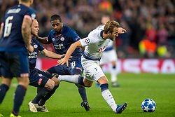 November 6, 2018 - London, Greater London, England - Harry Kane of Tottenham Hotspur during the UEFA Champions League Group Stage match between Tottenham Hotspur and PSV Eindhoven at Wembley Stadium, London, England on 6 November 2018. Photo by Salvio Calabrese. (Credit Image: © AFP7 via ZUMA Wire)