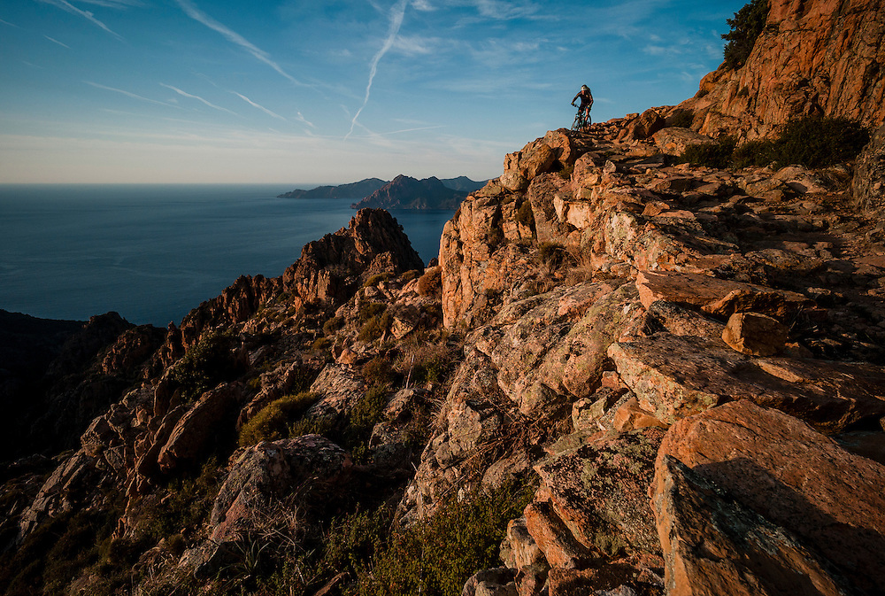 Greg Watts, Corsica, France.
