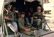 Troops, Nepal.