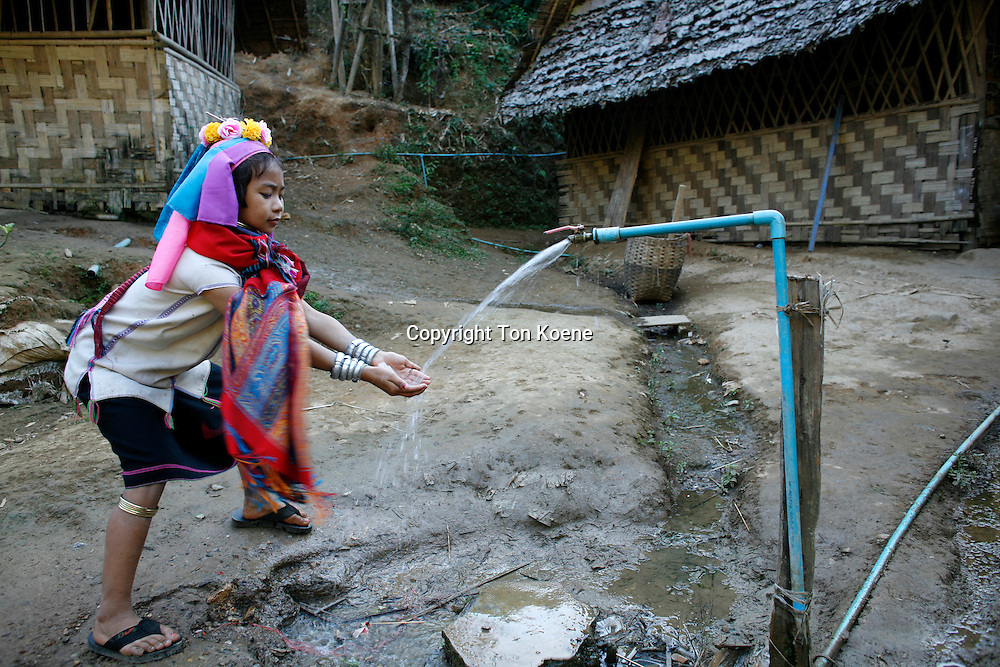 Karen tribe (longneck) in Thailand
