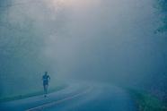 Blue Ridge Parkway Running
