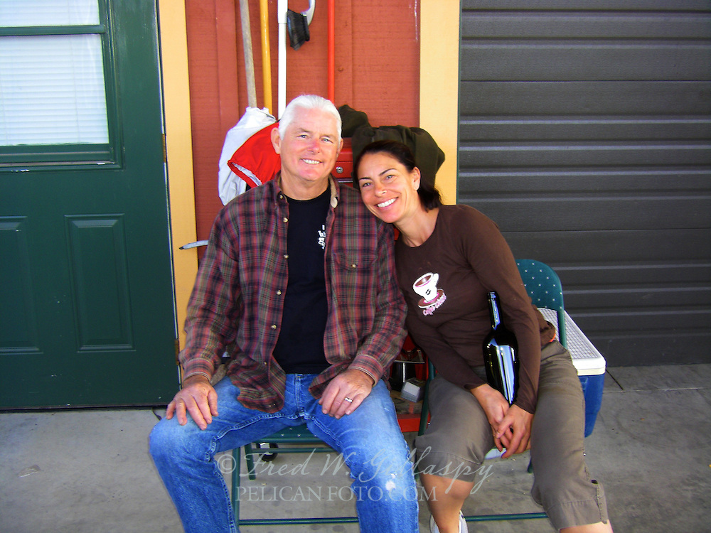 Dan & Thérèse Martin - Martin Ranch Winery