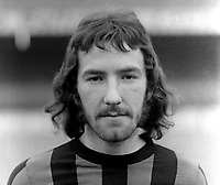 Liam Beckett, footballer, Crusaders FC, Belfast, N Ireland, August 1972. In 2016 Beckett was a football pundit for BBC N Ireland. 197208000498<br /> <br /> Copyright Image from Victor Patterson, 54 Dorchester Park, Belfast, UK, BT9 6RJ<br /> <br /> t1: +44 28 9066 1296<br /> t2: +44 28 9002 2446<br /> m: +44 7802 353836<br /> <br /> e1: victorpatterson@me.com<br /> e2: victorpatterson@gmail.com<br /> <br /> www.victorpatterson.com<br /> <br /> IMPORTANT: Please see my Terms and Conditions of Use at www.victorpatterson.com